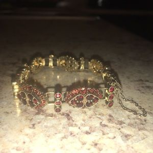 Beautiful bracelet with chain